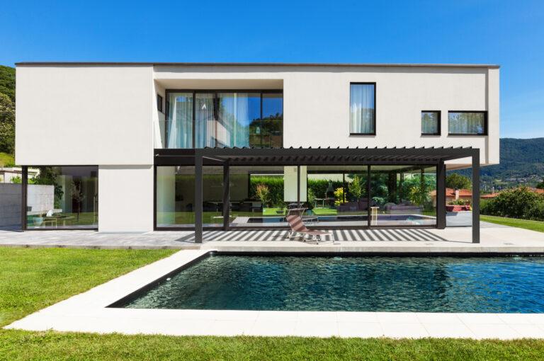 Render Agava House Pool